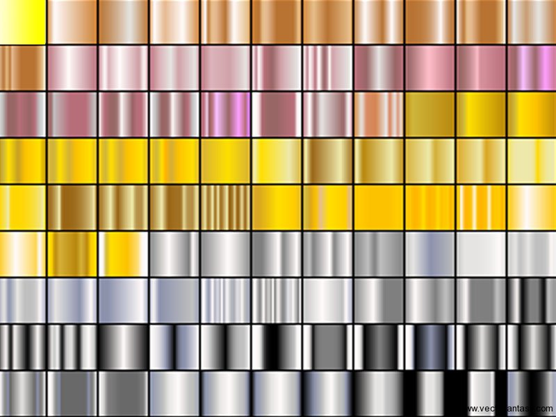 Use and create swatches