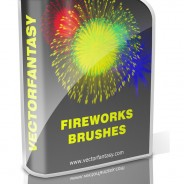Free Fireworks Brushes for Photoshop