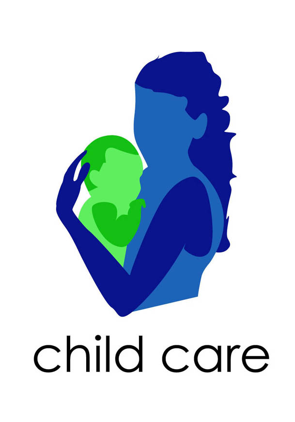 Child Care Images Child Care Logo – Free Vector