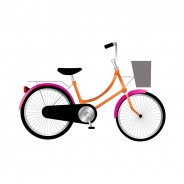 Road Bicycle Free Vector