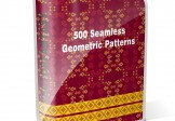 500  Seamless Geometric Patterns