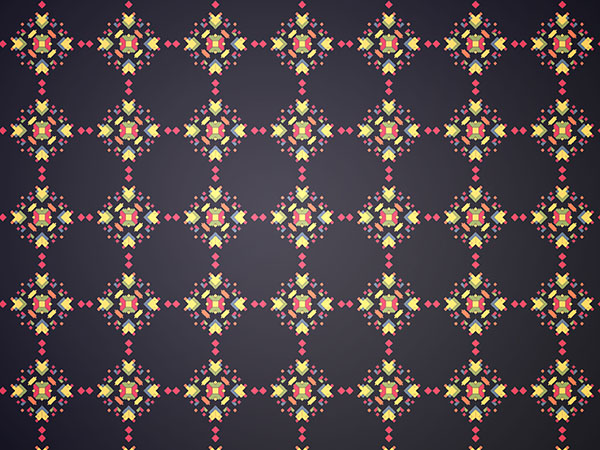 black pattern background  (3)