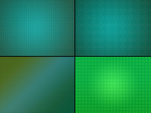 green backgrounds 1